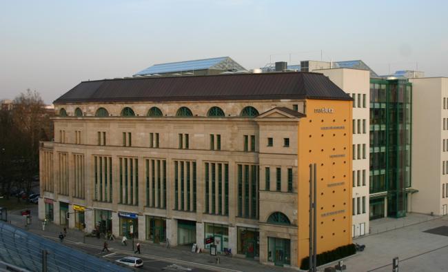Vom Warenhaus zum Kulturzentrum - Das Tietz in Chemnitz