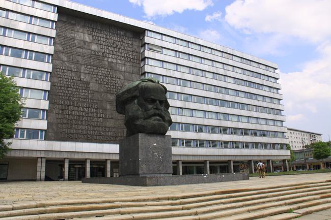 Marx-Monument